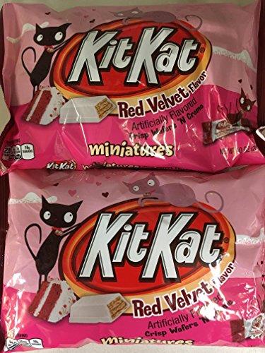 Limited Velvet Kit Kat 10oz