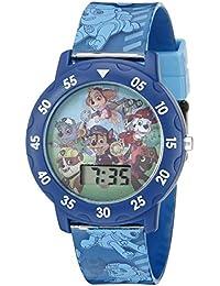 Kids' PAW4000 Paw Patrol Digital Display Quartz Multi-Color Watch