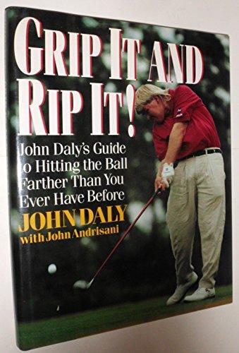 John Daly Golf Swing - Grip it and rip it
