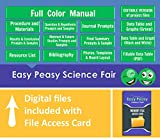 Easy Peasy Science Fair Project Kit – Glowing