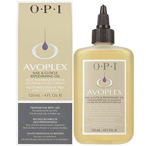 Avoplex Nail & Cuticle Replenishing Oil 4oz/120mL - Professional Size - 1 pc