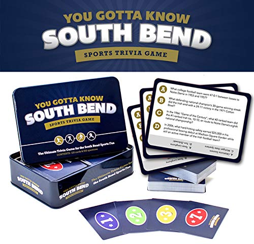 (You Gotta Know South Bend - Sports Trivia)