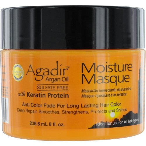 Agadir Argan Oil Moisture Masque, 8 oz