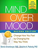 Image of Mind Over Mood, Second Edition: Change How You Feel by Changing the Way You Think