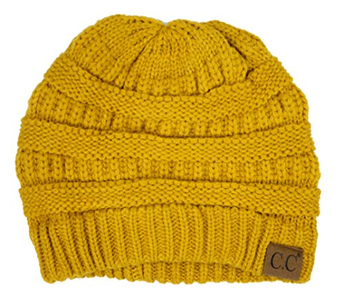 Plum  (Yellow Beanie Hat)