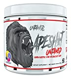 Ape Shit Pre Workout Supplement By Untamed Labs | Energy, Pump, Endurance (SmashBerry)
