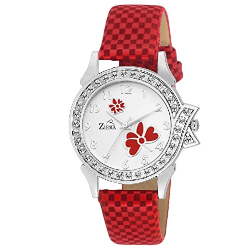 Ziera ZR8051 Special dezined Collection Analog Watch   for Women