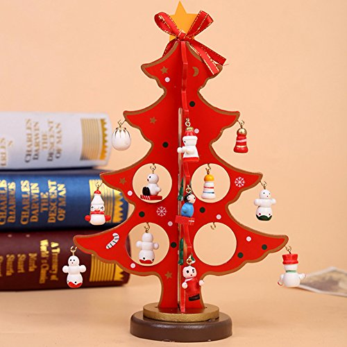 Hosaire 1 Pcs Artificial Christmas Tree Stand Decoration Diy