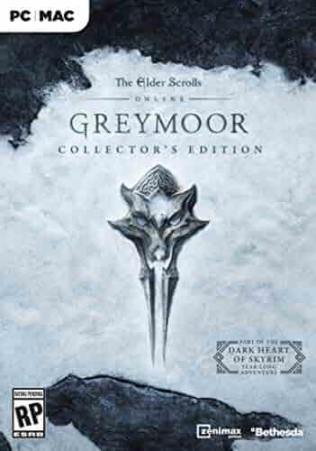 The Elder Scrolls Online: Greymoor Collector's Edition Upgrade - PC