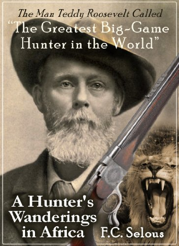 Image result for a hunters wanderings in africa  book