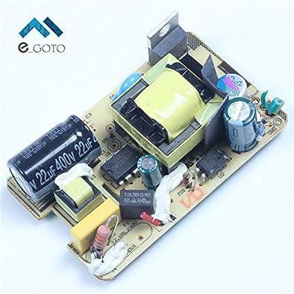 amazon com ac dc 5v 2 5a switching power supply module 5v 2500ma rh amazon com