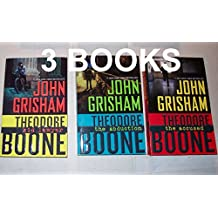 John Grisham Theodore Boone Series Books 1-3 : Kid Lawyer, The Abduction, Accused