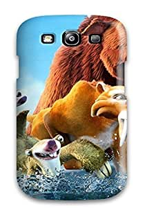 (aDHNEVn4571PuyuA)durable Protection Case Cover For Galaxy S3(ice Age 4)