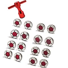 2x5g~40g Golf Custom Weights + Red Wrench For Titleist Scotty Cameron Putters              Description              100% Brand New and High Quality       Package Include: 2 * Golf Custom Weights + 1*Red Wrench       Wrench Material :Ai...