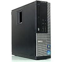 Dell Optiplex 9010 Ultra Small High Performance Business Computer Mini PC (intel Ci5-3550s, 8GB Ram, 240GB Brand New SSD, Wireless WIFI, USB 3.0) Windows 10 Professional (Certified Refurbished)