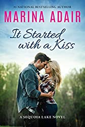 It Started with a Kiss (Sequoia Lake Book 1)