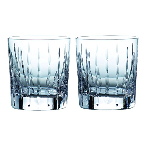 Royal Doulton Glass Highball Glass (Royal Doulton 40032735 Neptune Tumbler Glasses, 9.8 ounces, Clear)
