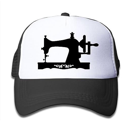 Amazon SDRG40 Sewing Machine Child Baby Kid Mesh Caps Adjustable Cool Cricket Sewing Machine