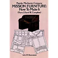 Misson Furniture: How to Make it (Dover Woodworking)