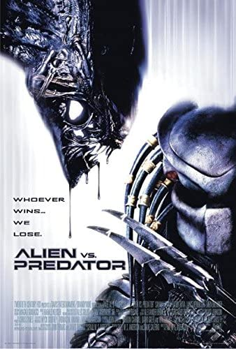 PREDATOR Poster Awesome Movie Art Quality Large FREE P+P CHOOSE YOUR SIZE!