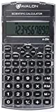 Avalon A-25x Scientific Calculator, Black (Comparable to Texas Instruments Scientific Calculators)
