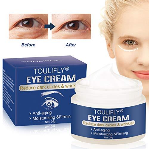 51alkFfcLXL - Under Eye Cream, Eye Repair Cream, Anti-Aging Eye Cream, Eye Cream for Dark Circles & Puffiness & Under Eye Bags, Nourishes Skin & Fights Wrinkles, Rapid Wrinkle Repair Eye Skin
