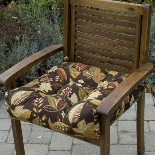 20 Outdoor Chair Cushion Timberland Floral 4 H x 20 W x 20 D