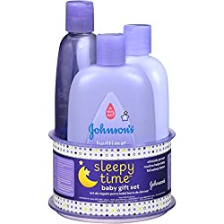 Johnson's Sleepy Time Baby Gift Set, 3 Items