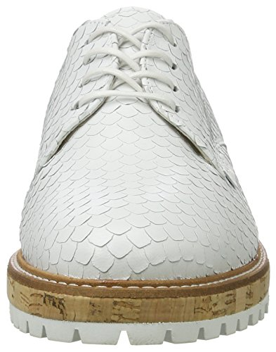 Marc Naomi Derbys Shoes 00203 Blanc Femme Weiß zr6zqw5