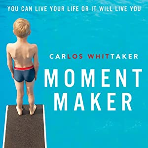 Moment Maker Audiobook