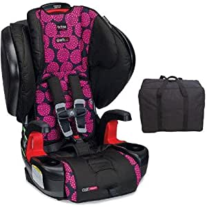 britax pinnacle g1 1 clicktight harness 2 booster car seat with travel bag. Black Bedroom Furniture Sets. Home Design Ideas