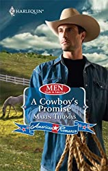 A Cowboy's Promise (Men Made in America)