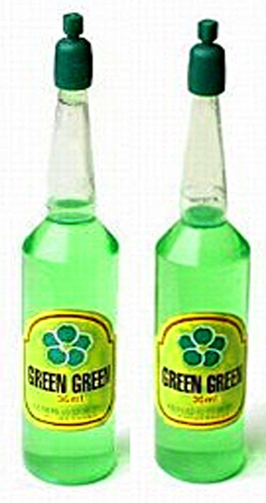 Green Green Plant Food Lucky Bamboo Fertilizer- Two 36ml Bottles