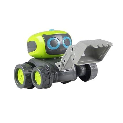 A Toyvian Distancia Coche De Mini Mando Rc Robot Ingeniería iukPZOX