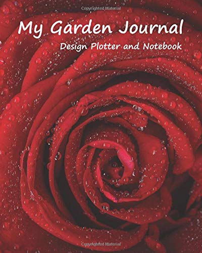 My Garden Journal: Design Plotter and Notebook: Amazon.es ...