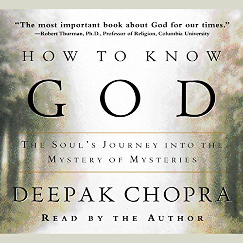 How to Know God Audiobook [Free Download by Trial] thumbnail