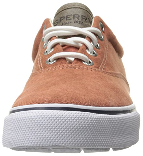 Sperry Top-sider Mens Striper Ll Cvo Fashion Sneaker White Cap Coral