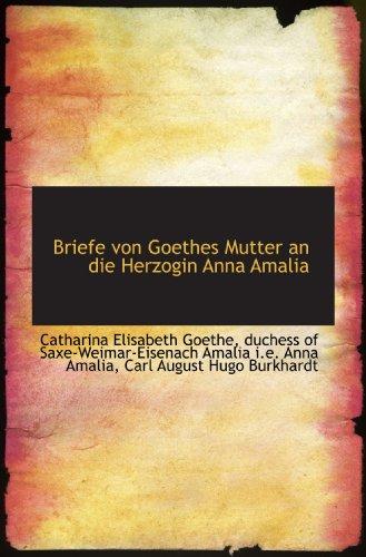 Briefe Von Goethe : Catharina elisabeth goethe author profile news books and
