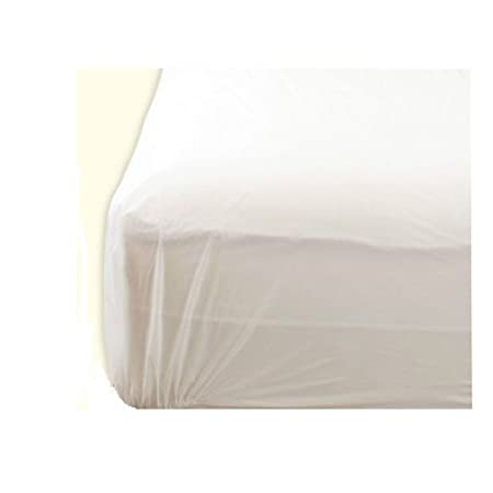Charming *NEW*PLASTIC MATTRESS PROTECTOR BED WETTING SHEET COVER WATER COFFEE TEA  PROTECT