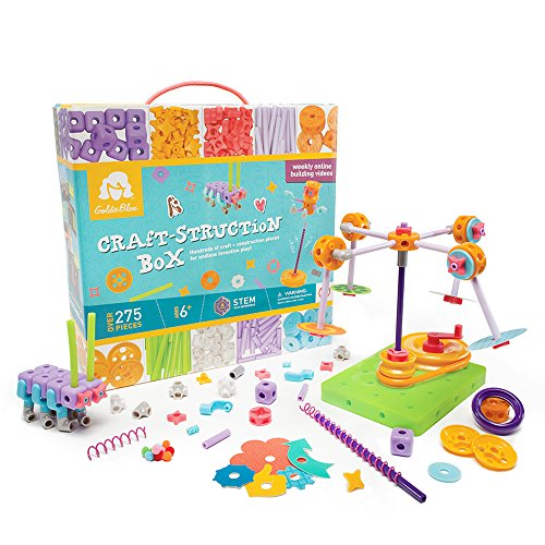 GoldieBlox Craft-Struction (Ice Age Booster Box)