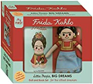 Frida Kahlo Doll and Book Set: For the Littlest Dreamers: 45