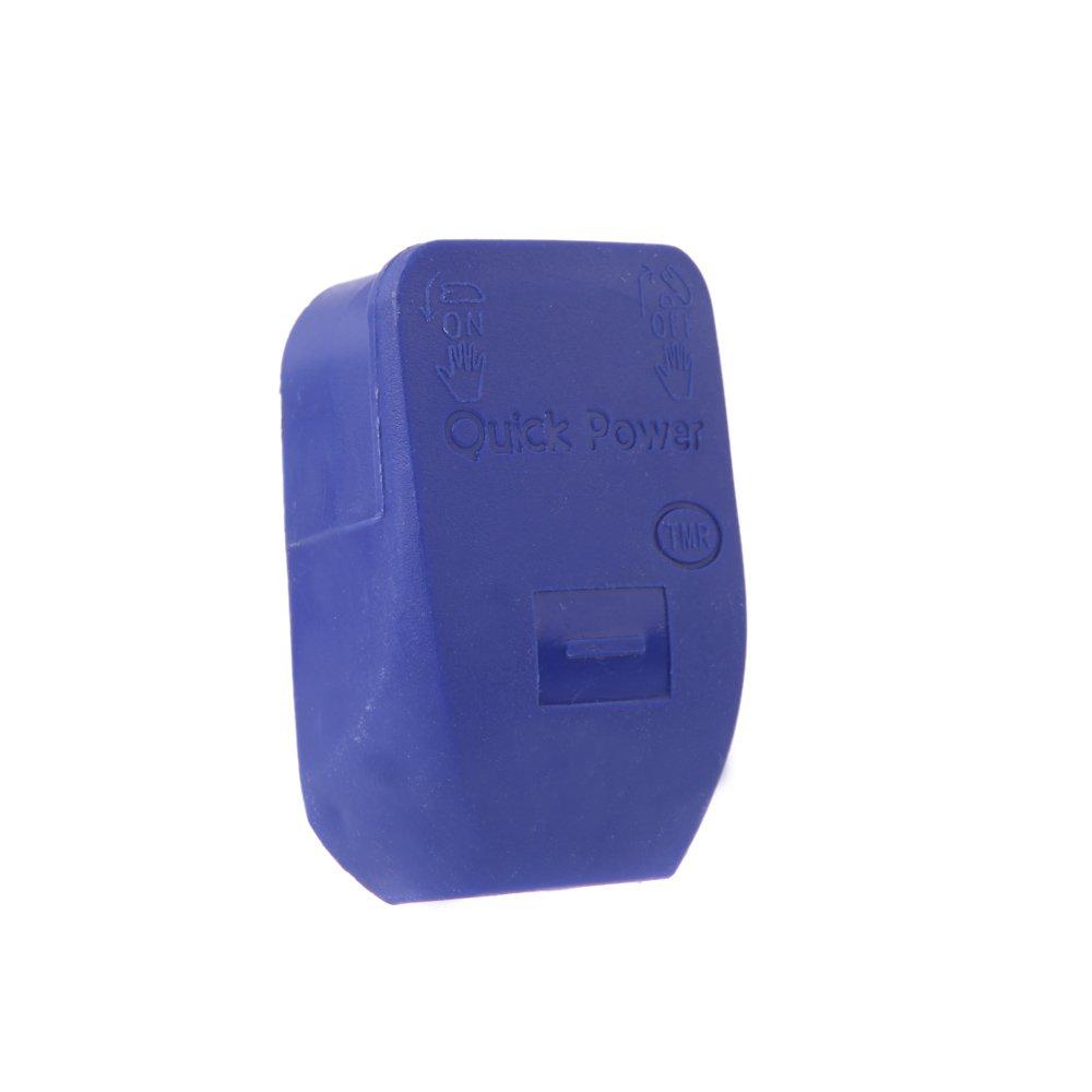 KKmoon 12V//24V Bater/ía Terminales Lug Conector Bater/ía de Liberaci/ón de Fast Boat//Camiones//Coche