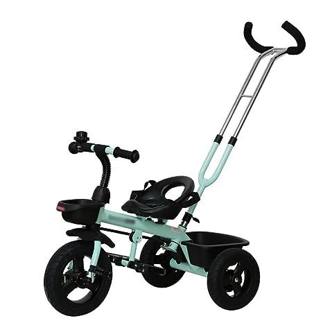 Carritos y sillas de Paseo Triciclo para niños, Cochecito de ...