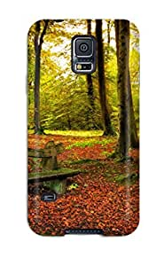 Cute Appearance Cover/tpu CiFPBlq1092zeXcn R Case For Galaxy S5