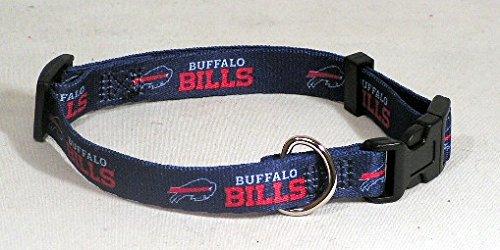 - Hunter MFG Buffalo Bills Dog Collar, Medium