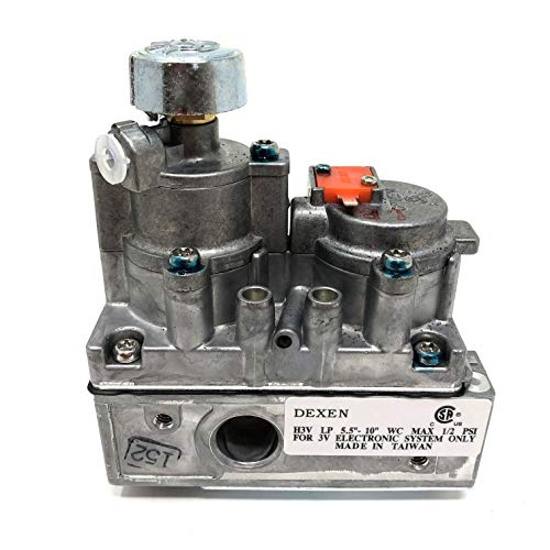 HHT LP IPI Gas Valve (750-501)