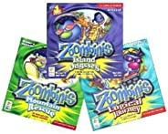 Zoombinis 3 Game Pack - Island Odyssey, Logical Journey, Mountain Rescue