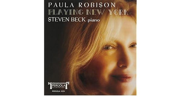 Playing New York: Paula Robison: Amazon.es: Música