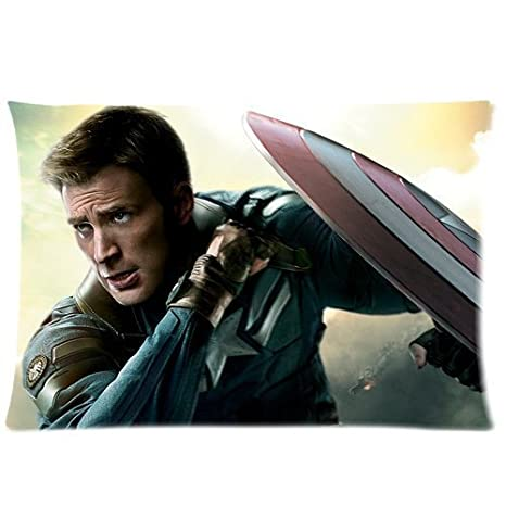Amazon.com: Generic Chris Evans de Capitán América Custom ...