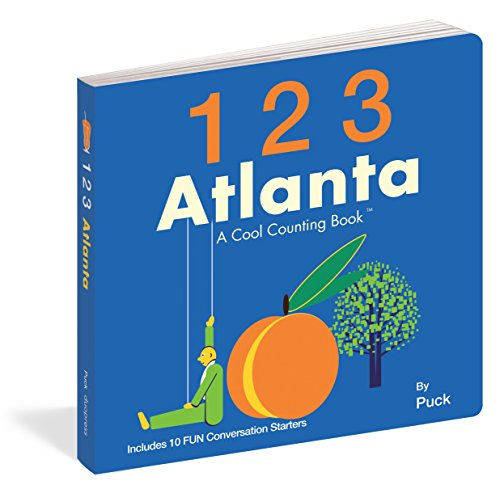 123 Atlanta (Cool Counting Books)